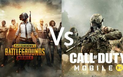PUBG vs Call of Duty Mobile: What are the differences?