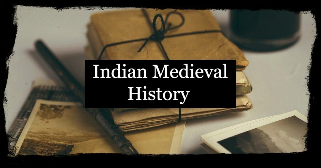 indian medieval history