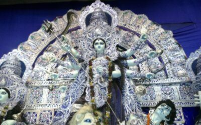 What is the importance and history of Durga Puja?