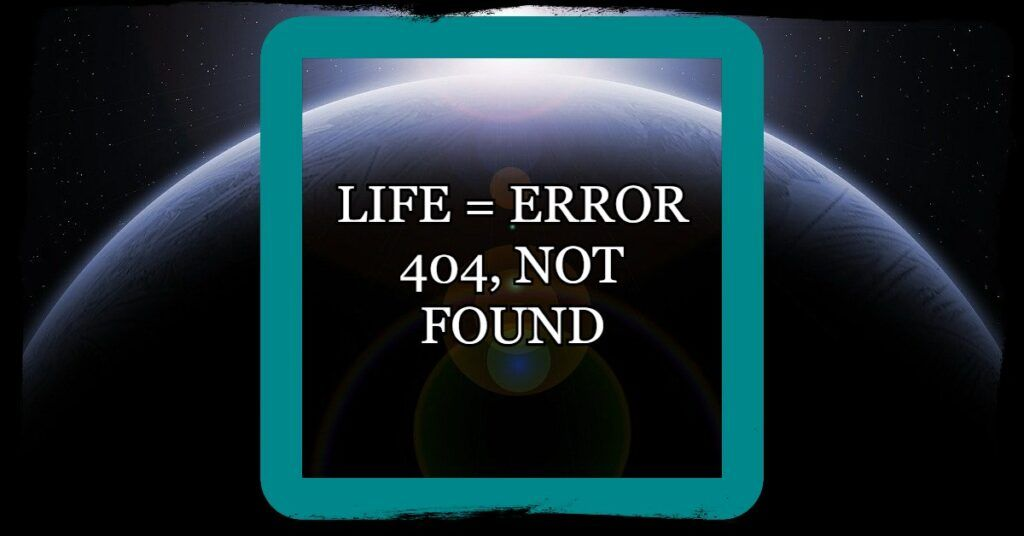 life not found