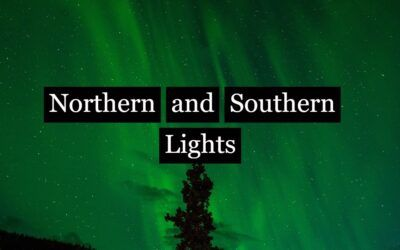 What are Aurora Borealis and Aurora Australis and do they match?
