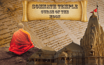 Who built Somnath temple and why is it famous?
