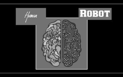 We As A Person Are A Human-Robot