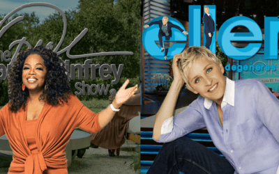 The Ellen DeGeneres Show or The Oprah Winfrey Show and Why?