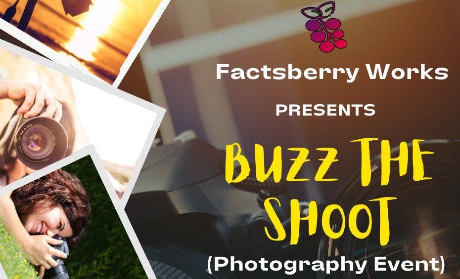 Buzz the shoot